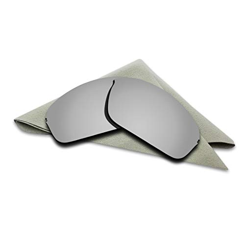 ored Polarized Lenses Replacement for Oakley Half Wire 2.0 Sunglasses ()