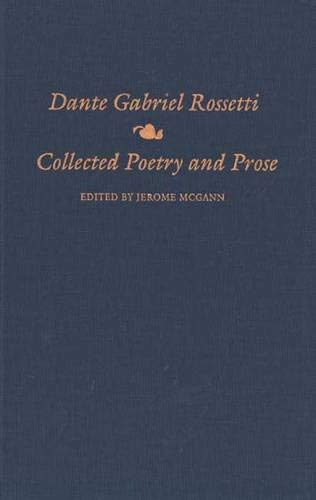 Download Collected Poetry and Prose pdf epub