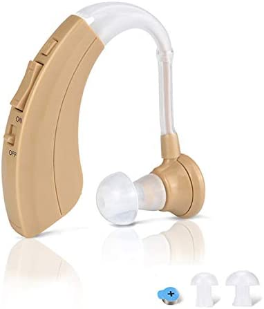 Hearing Amplifier Aid Approved Personal Batteries Reduction iAid product image