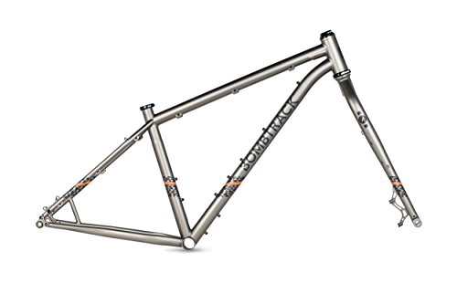Bombtrack Beyond Plus 27.5 Fat Touring Expedition Frame