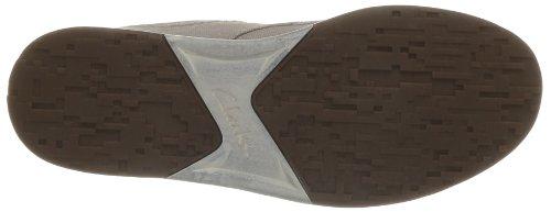 Clarks Norwin Vibe 203586127, Scarpa classica stringata Uomo, Marron (Sand Textile), 42