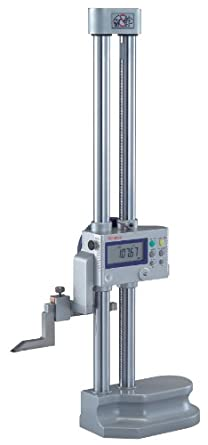 Mitutoyo 192-663-10 LCD Digimatic Height Gauge, SPC Output, 0-300mm Range, +/-0.02mm Accuracy, 5.7kg Mass