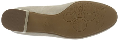 free shipping affordable Peter Kaiser Women's Christin Closed Toe Heels Beige (Sand Suede Sabbia Afric 896) Inexpensive for sale clearance latest collections 9cerN