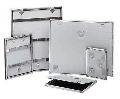 Cole-Parmer AO-21700-35 X-Ray Film Cassette, Aluminum, ()