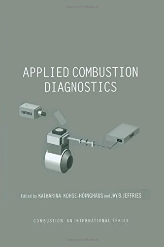 Applied Combustion Diagnostics (Combustion (New York, N.Y. : 1989).)