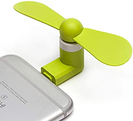 Portable Travel Mini USB Fan For iPhone X//5s////6//6 plus//6s//7//7plus//8 Smart Phone