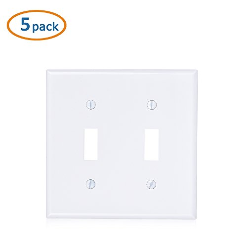 Buy double gang box cover plate BEST VALUE, Top Picks Updated + BONUS