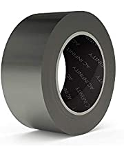 AC Infinity Aluminum Duct Tape, 50 Yard Professional Grade Heavy-Duty HVAC Foil Tape for Sealing, Patching, Insulating or Repairing Ducting and Pipes