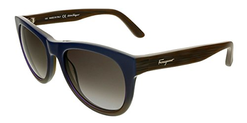 Salvatore Ferragamo Women's Square Sunglasses - - Sunglasses Marchon