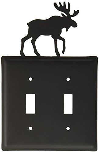 Cover Switch Moose Light (8 Inch Moose Double Switch Cover)