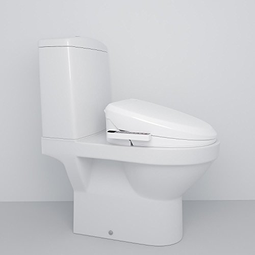 Superb Utheing Electric Bidet Toilet Seat Cover Heater With Deodorizer And Temperature Controlled Wash Functions Caraccident5 Cool Chair Designs And Ideas Caraccident5Info