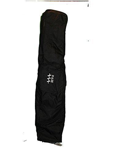 wsdpulse Wheelie Snowboard Bag, Padded with Wheelies Heavy Duty Travel Bag, 165 cm