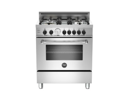 MAS304GASXT | Bertazzoni Master 30 Gas Range, 4 Burners, Natural Gas -...
