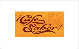 Cafe Sabor Gift Card ($25)