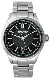 Nautica Men's N14629G BFD 104 Date Classic Analog Watch