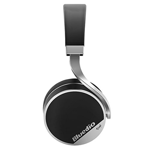 Click to buy Bluedio Vinyl Plus Luxury Wireless Bluetooth Headphones(Black) - From only $124.99