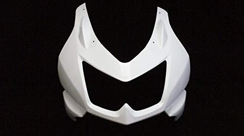 Mutazu Front Upper Fairing Headlight Cowl Nose Kawasaki Ninja 250R 2008-2012 ()