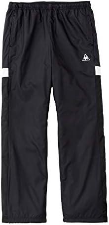 [ルコック] スポルティフ レディース ウィンドロングパンツ WIND LONG PANTS ブラック QMWMJG21 BLK