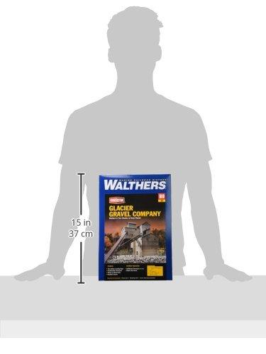 Walthers Cornerstone Series Kit HO Scale Glaciar Gravel