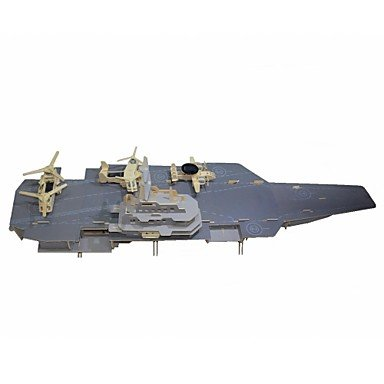 BuW Autoinductive Aircraft-carrier and Solar Plane Toys ,helps the child develop great imagination