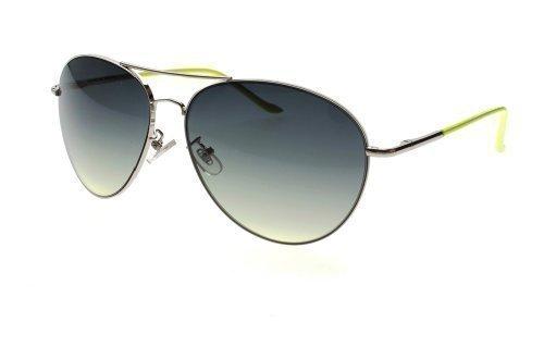 Pilotenbrille In Braun & Gelb hGe6k
