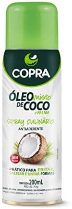 Óleo de Coco e Palma Spray (200ml), Copra