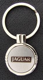 Jaguar Keychain with Free Engraving by Full Throttle