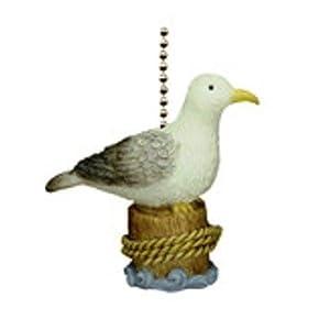 31Jb7dmGfSL._SS300_ 75+ Coastal & Beach Ceiling Fan Pull Chain Ornaments For 2020