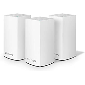 Amazon Com Rbk53 Orbi Ac3000 Tri Band Wifi System