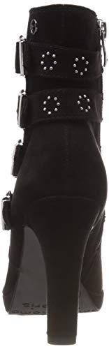 Tamaris 31 Negro Botines Mujer 25025 1 black Para H6rnHB
