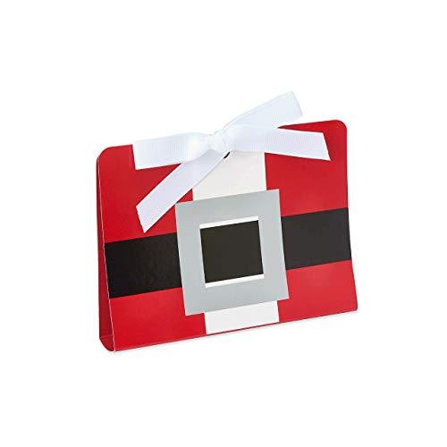 American Greetings Christmas Gift Card Holder, Santa's Belt