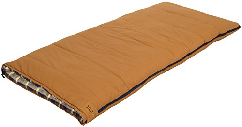 Cedar Ridge Silverthorne +5 Degree Flannel Sleeping Bag (Degree Sleeping Bag Canvas)
