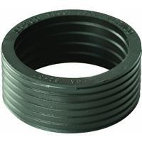 Fernco Inc. PSD-210 2-Inch Shower Drain Gasket Eljer Cast Iron Sink