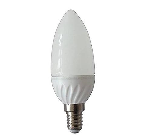 microled iberica-Bombilla E14 LED COB, Potencia 4W, Fuente de luz:1