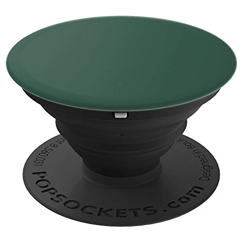 Hunter Green Pop Socket - Solid Color Series - PopSockets Grip and Stand for Phones and Tablets