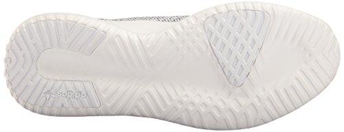 adidas Originals hombre Tubular sombra de zapatillas de atletismo blanco/blanco/negro