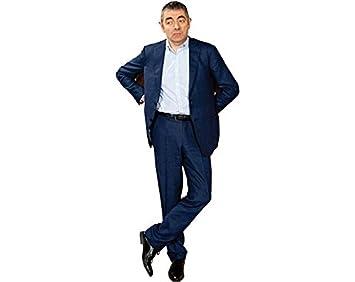 Rowan Atkinson Full Size Wallpaper Sticker Cutout Amazon