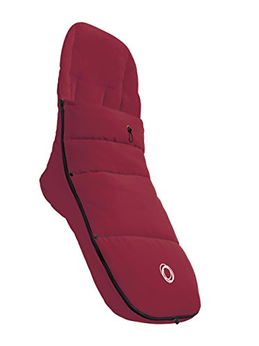 Bugaboo Footmuff, Ruby Red ()