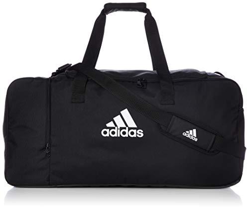 adidas Unisex Tiro Duffel L Sporttasche 70 x 32 x 32 cm, black/White 1