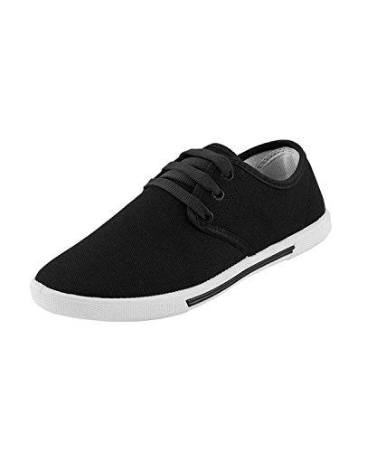 Sporter Men Black 349 Casual Sneakers Shoes