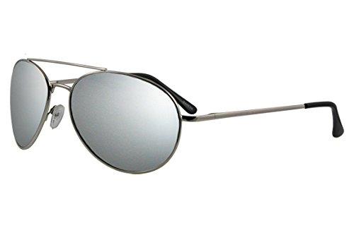 UV3+ Sunglasses- Mens Polarized Aviator - Sunglasses Uv3