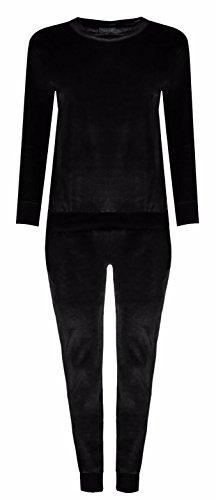 JAVOX Fashion's - Chándal - para mujer negro