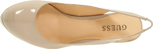 Guess Shoes Rapine 3 - Natural Nat Synth Naturale