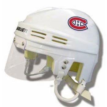 NHL Montreal Canadiens Replica Mini Hockey Helmet (Montreal Nhl Hockey)