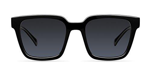 Unisexo Black Masai de polarizadas sol Colección Meller UV400 Masai All Gafas qSvEEB