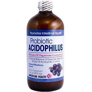American Health Acidophilus Culture Bluby 16 Fz