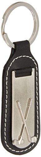 Budd Leather Golf Key Ring (434003-1) -