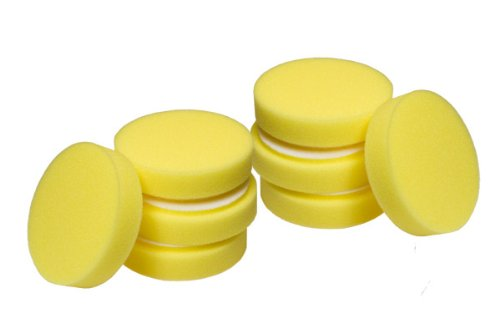 8 Pack Cyclo Premium Yellow Cutting Pads ()