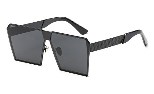 De De JUNHONGZHANG De Sol I Sol Ladies Metal Resina Caja UN Gafas Fashion Decorativos Gafas Gafas Gafas qtRR5Bxg