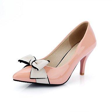 Zormey Chaussures Femmes Talon/Chaussures Talons Office &Amp Carri¨¨re/Noir/Rose/Beige Rouge Rose Us8 / Eu39 / Uk6 / Cn39